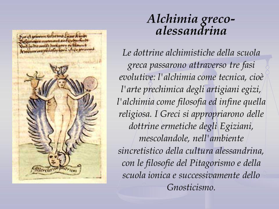 Alchimia greco-alessandrina