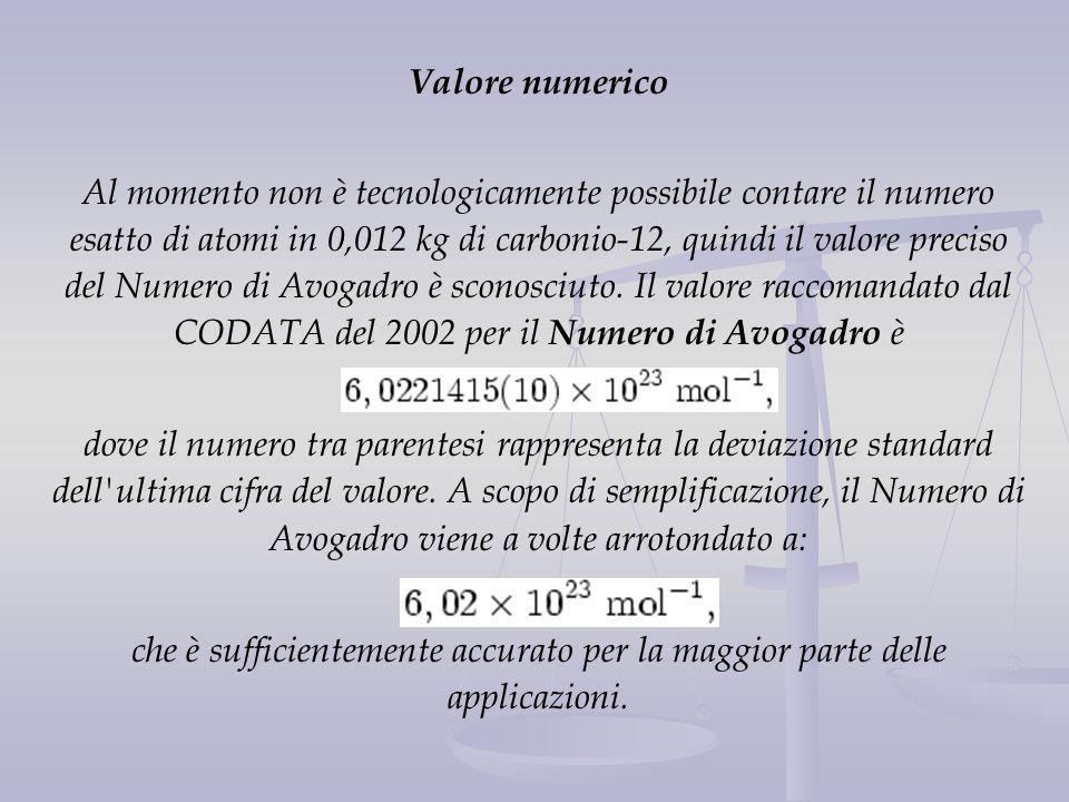 Valore numerico