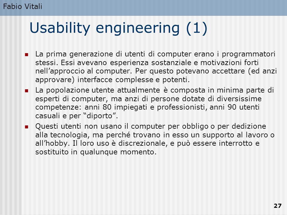 Usability engineering (1)
