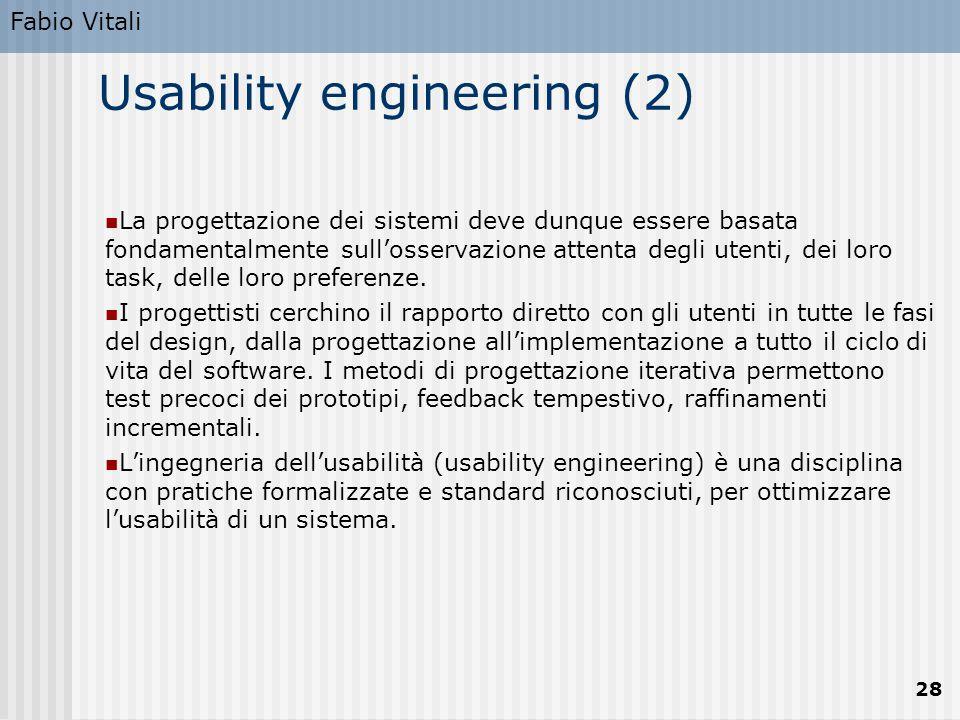 Usability engineering (2)