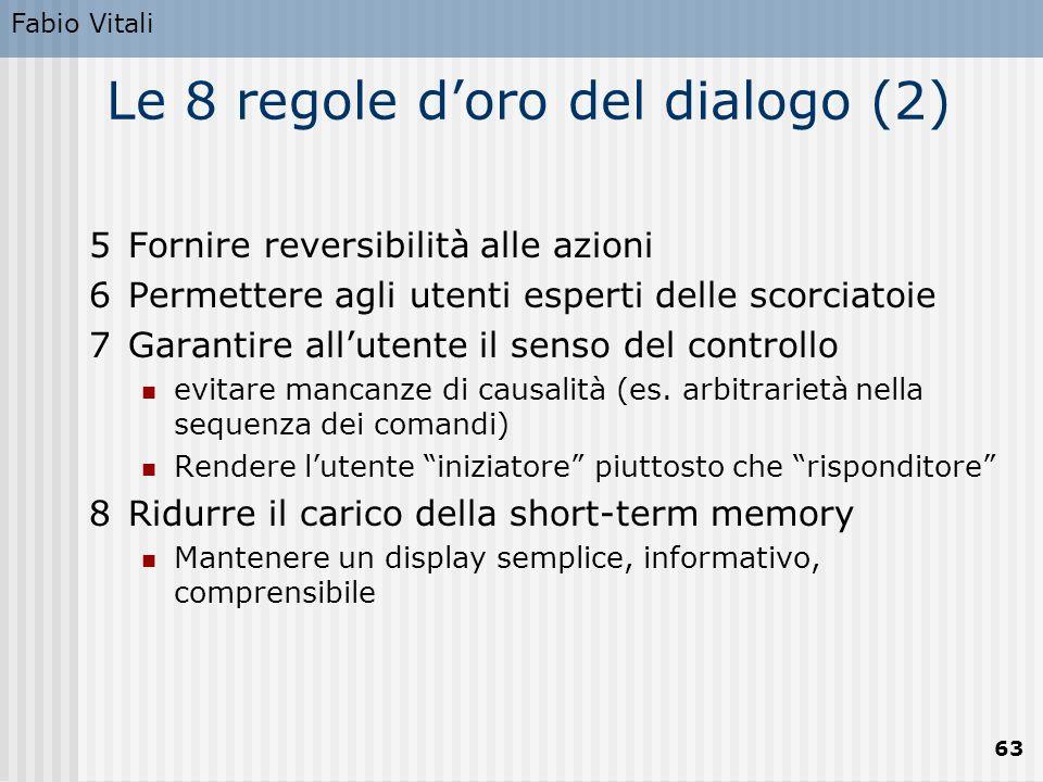 Le 8 regole d'oro del dialogo (2)
