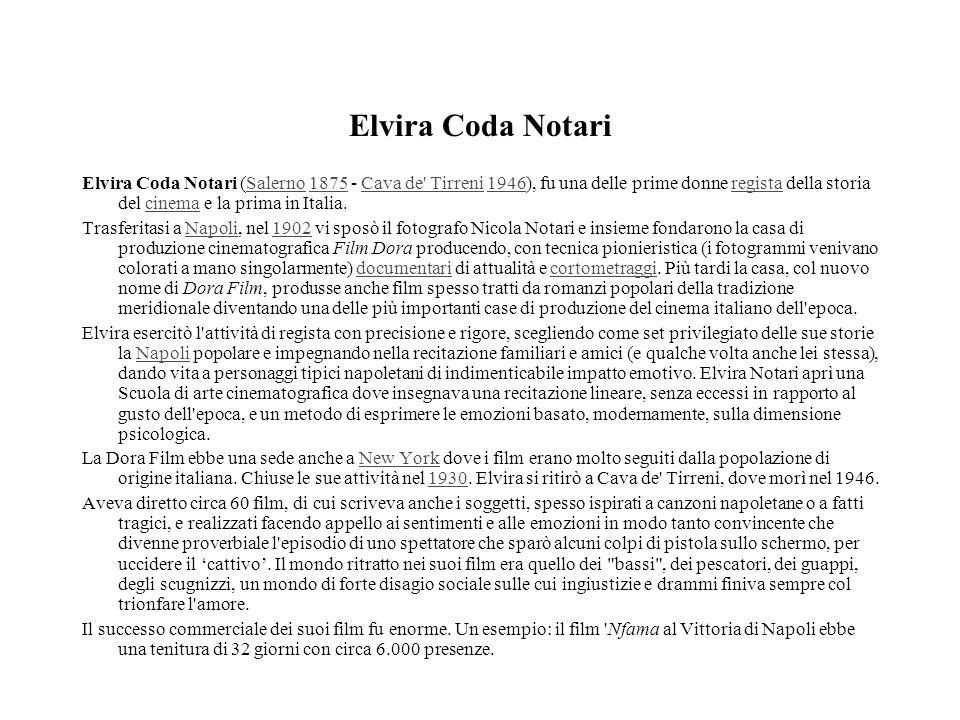 Elvira Coda Notari