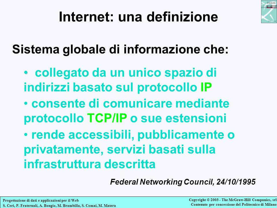 Internet: una definizione
