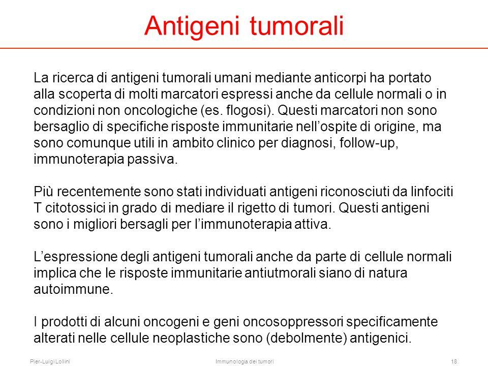 Immunologia dei tumori