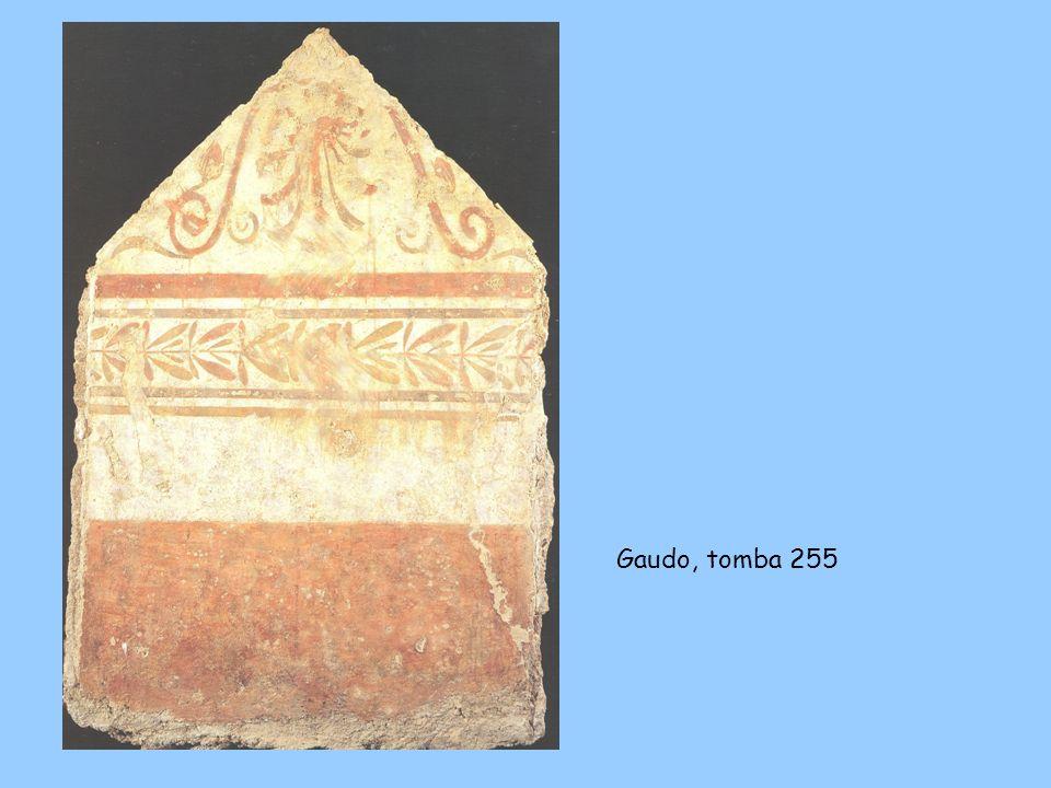 Gaudo, tomba 255