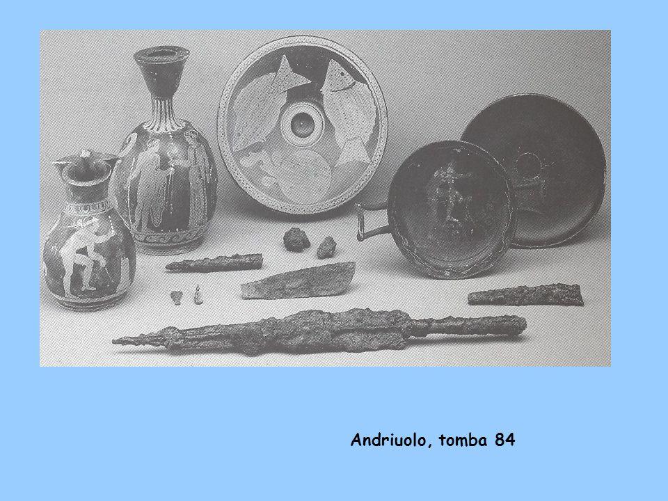 Andriuolo, tomba 84