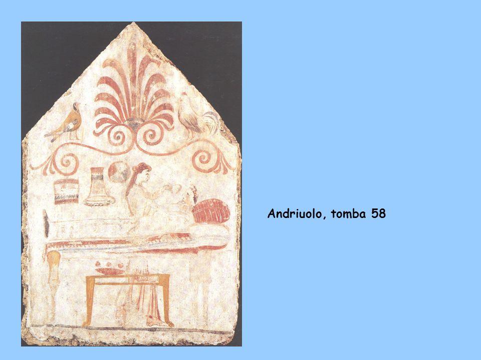 Andriuolo, tomba 58