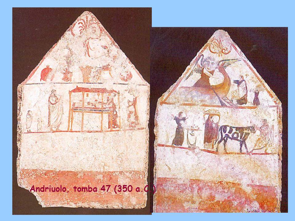 Andriuolo, tomba 47 (350 a.C.)