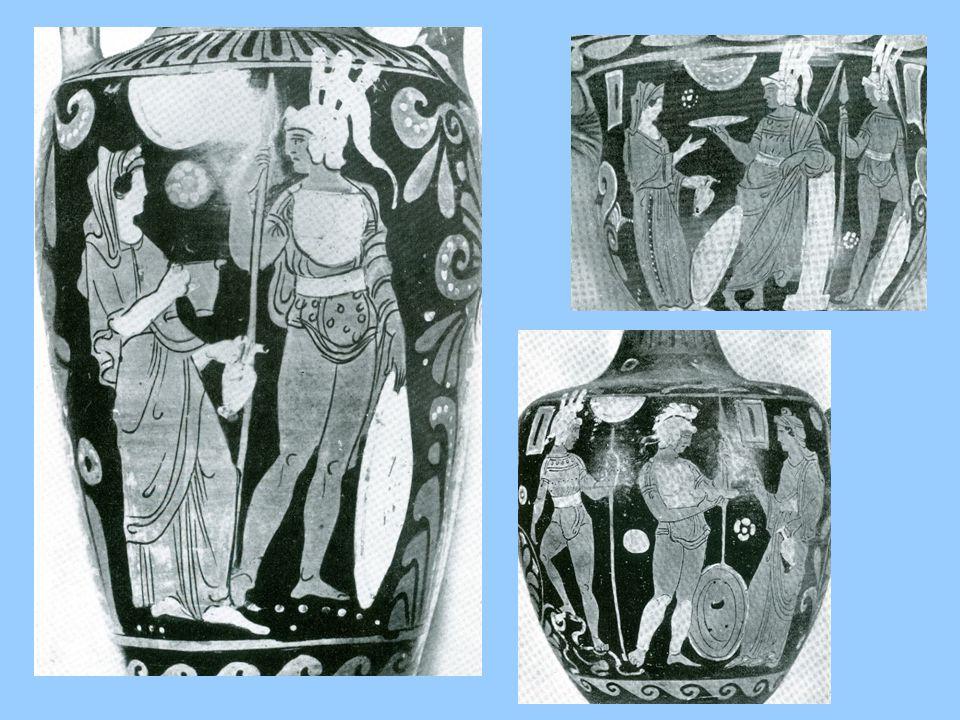 Ceramica campana, seconda metà IV sec. A.C.