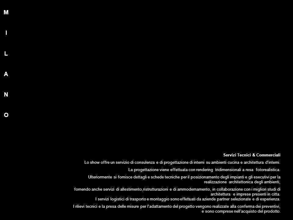 M I L A N O Servizi Tecnici & Commerciali