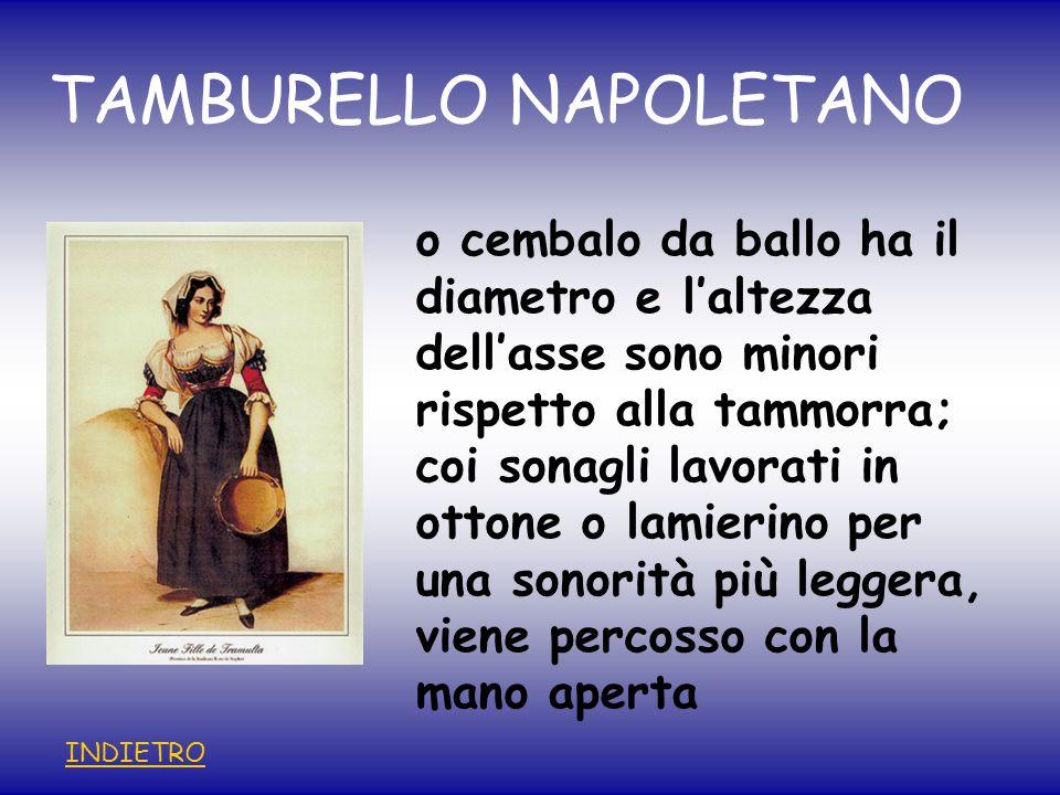 TAMBURELLO NAPOLETANO