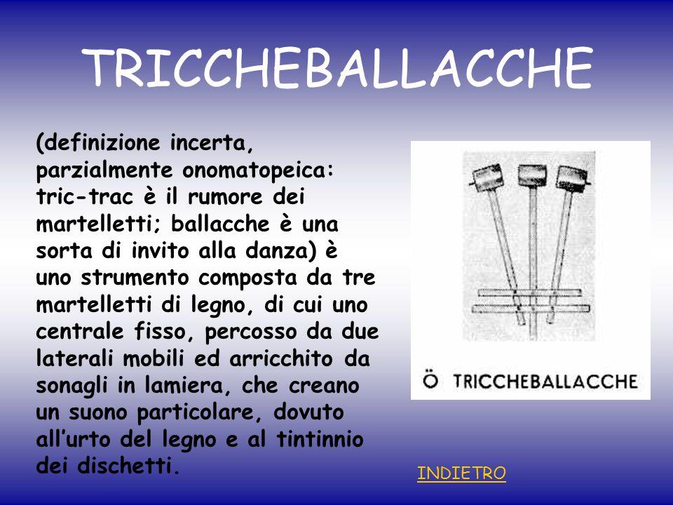 TRICCHEBALLACCHE