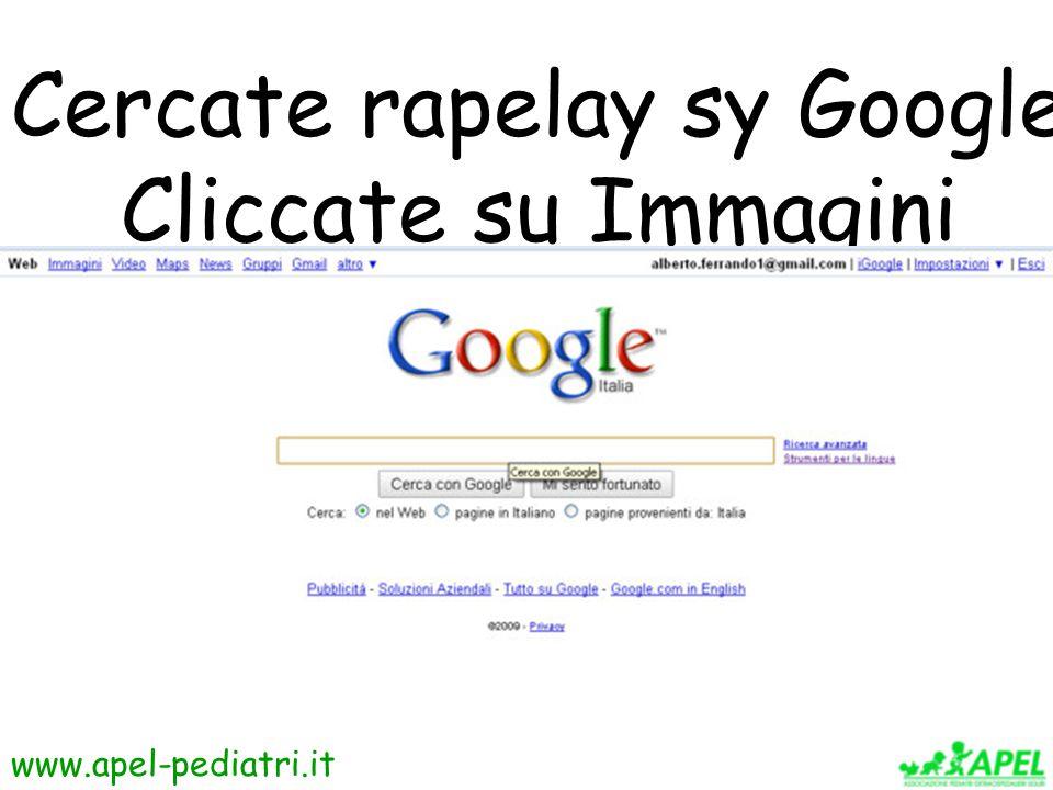 Cercate rapelay sy Google