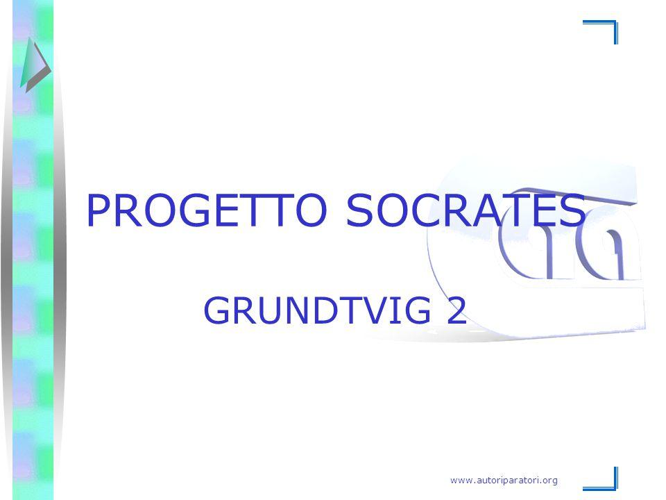 PROGETTO SOCRATES GRUNDTVIG 2