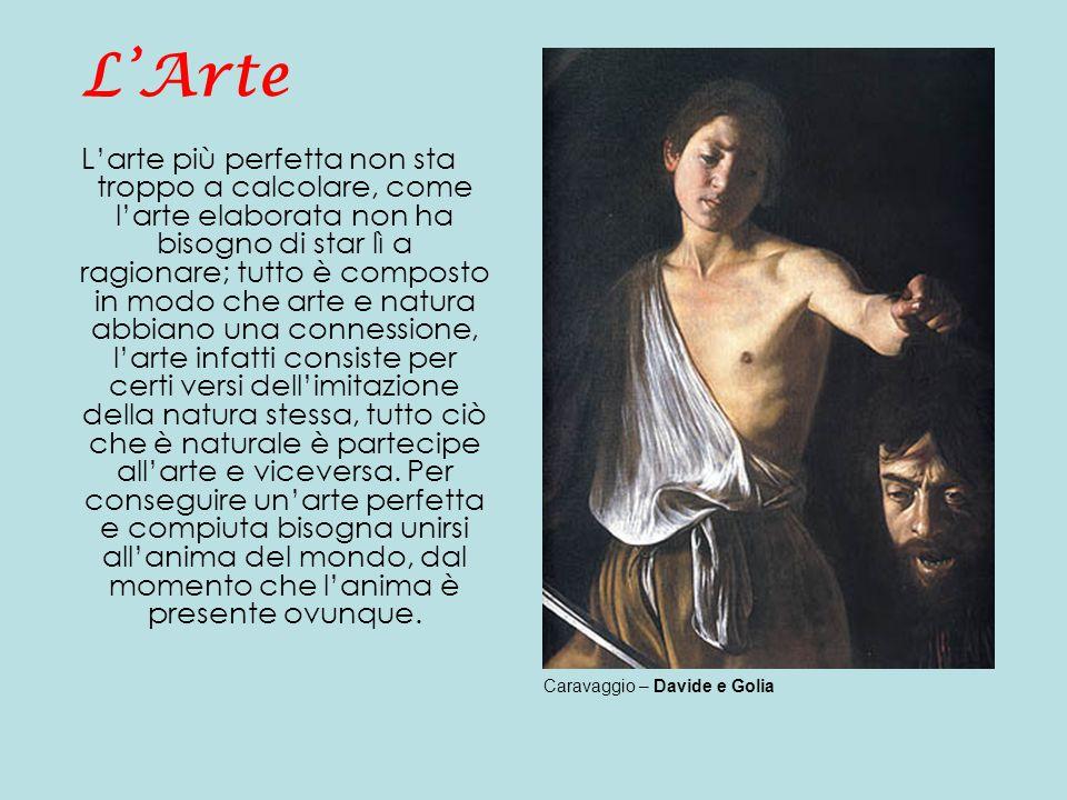 Caravaggio – Davide e Golia