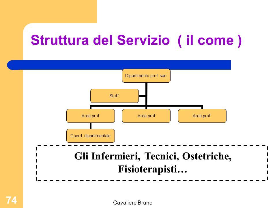 Struttura del Servizio ( il come )