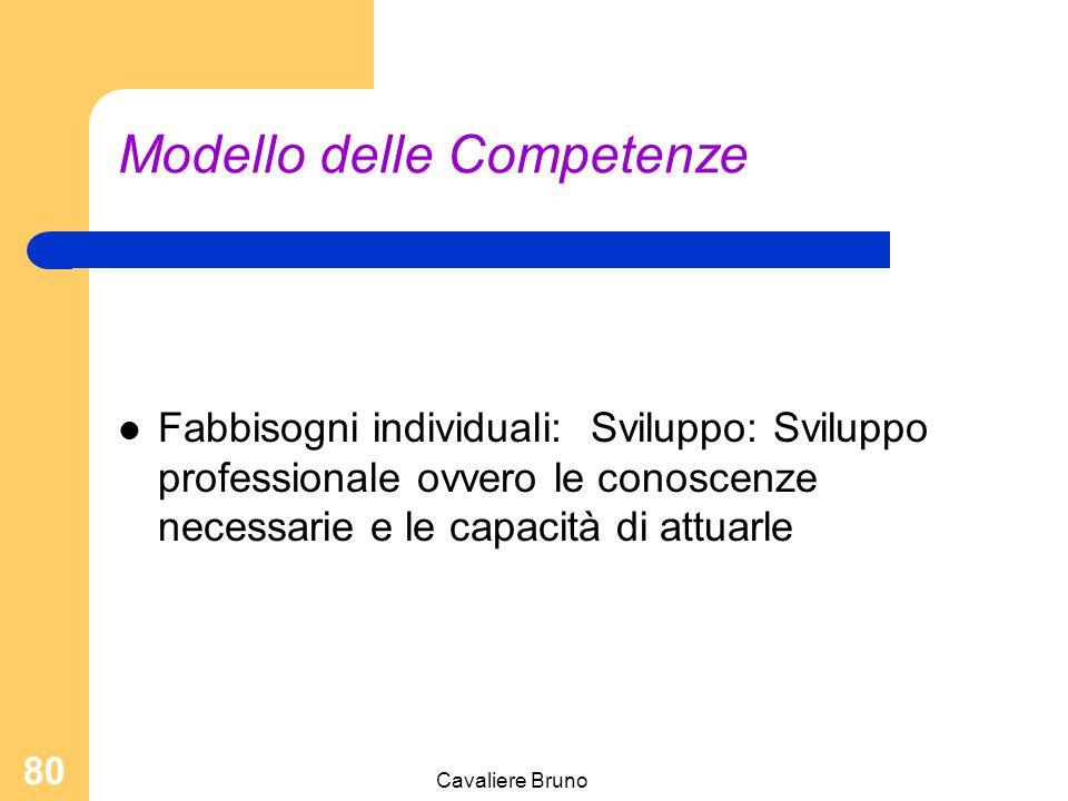 Modello delle Competenze