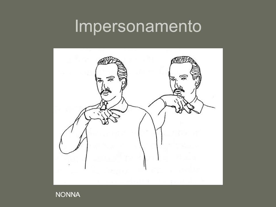 Impersonamento NONNA
