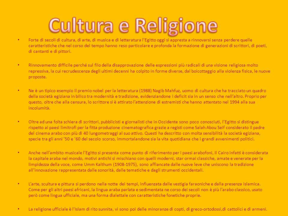 Cultura e Religione