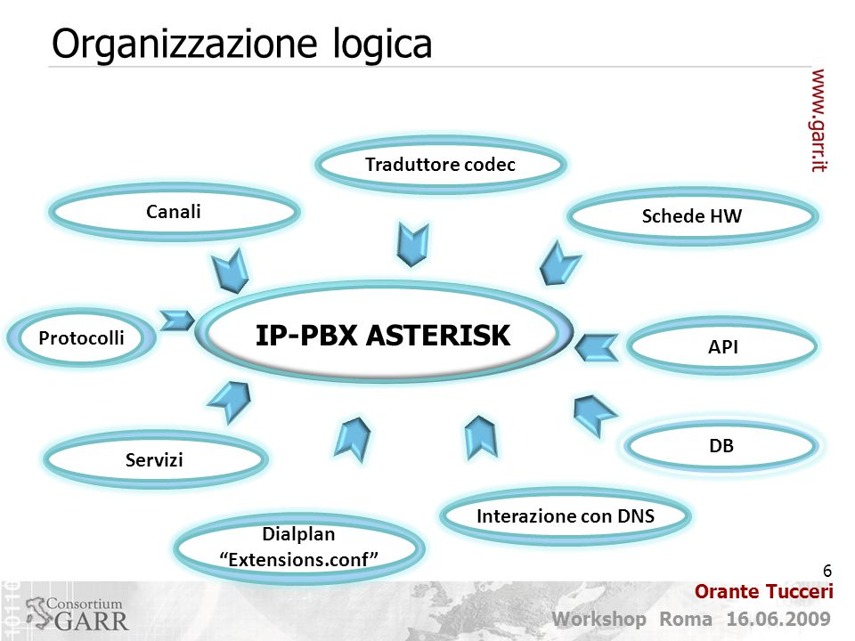 Organizzazione logica