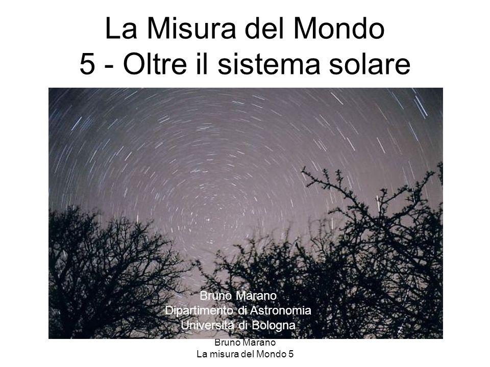La Misura del Mondo 5 - Oltre il sistema solare