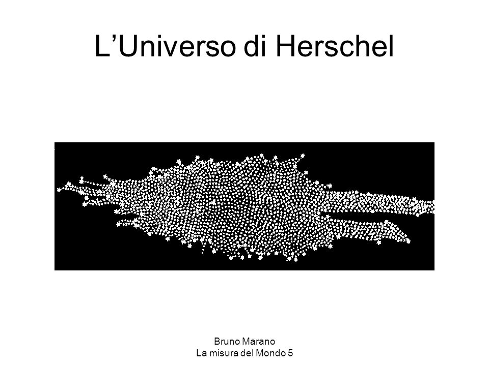 L'Universo di Herschel