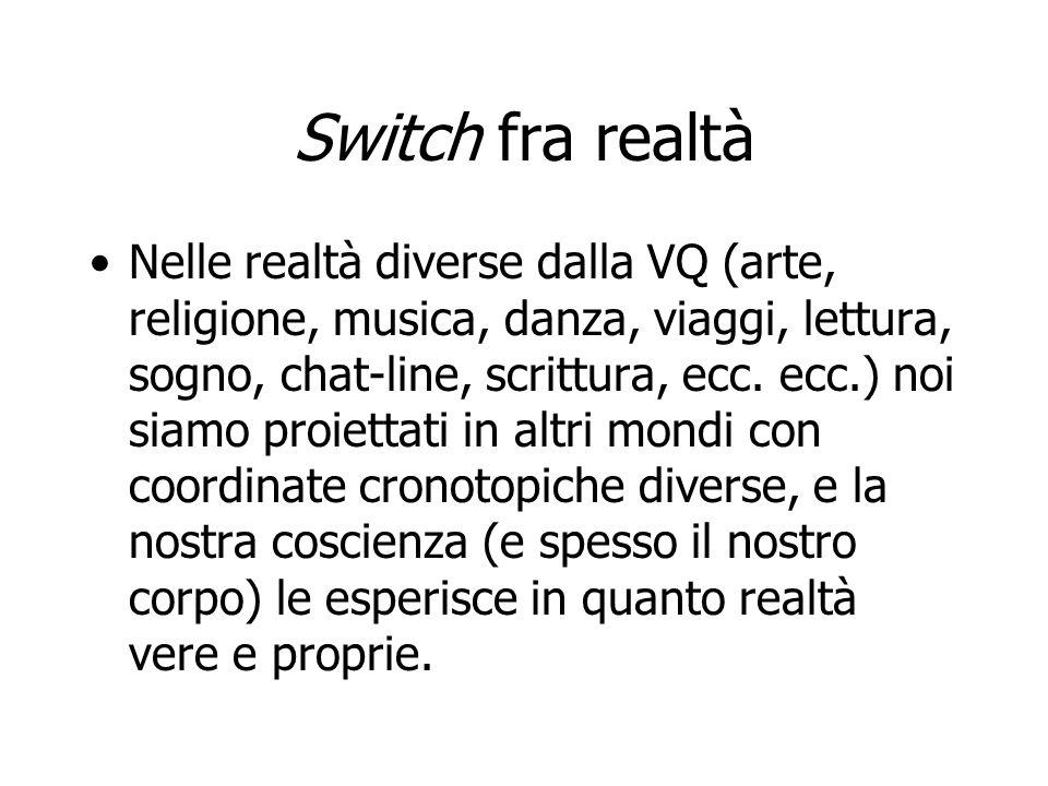 Switch fra realtà