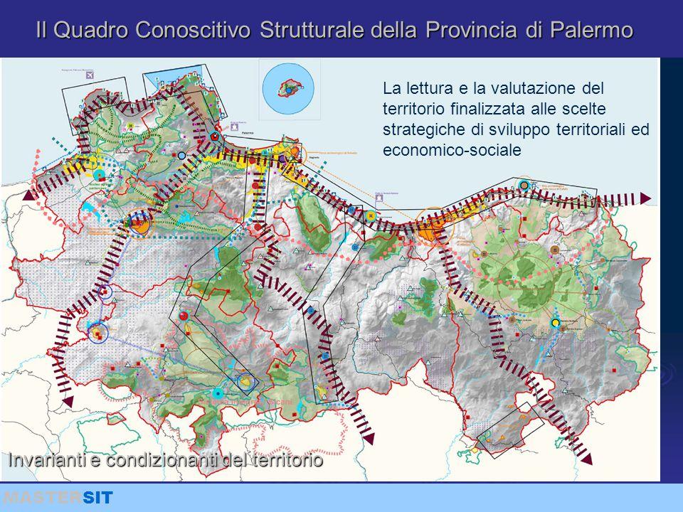 Il Quadro Conoscitivo Strutturale della Provincia di Palermo