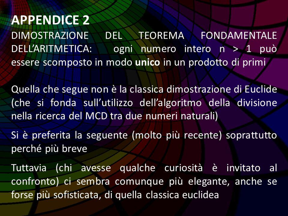 APPENDICE 2