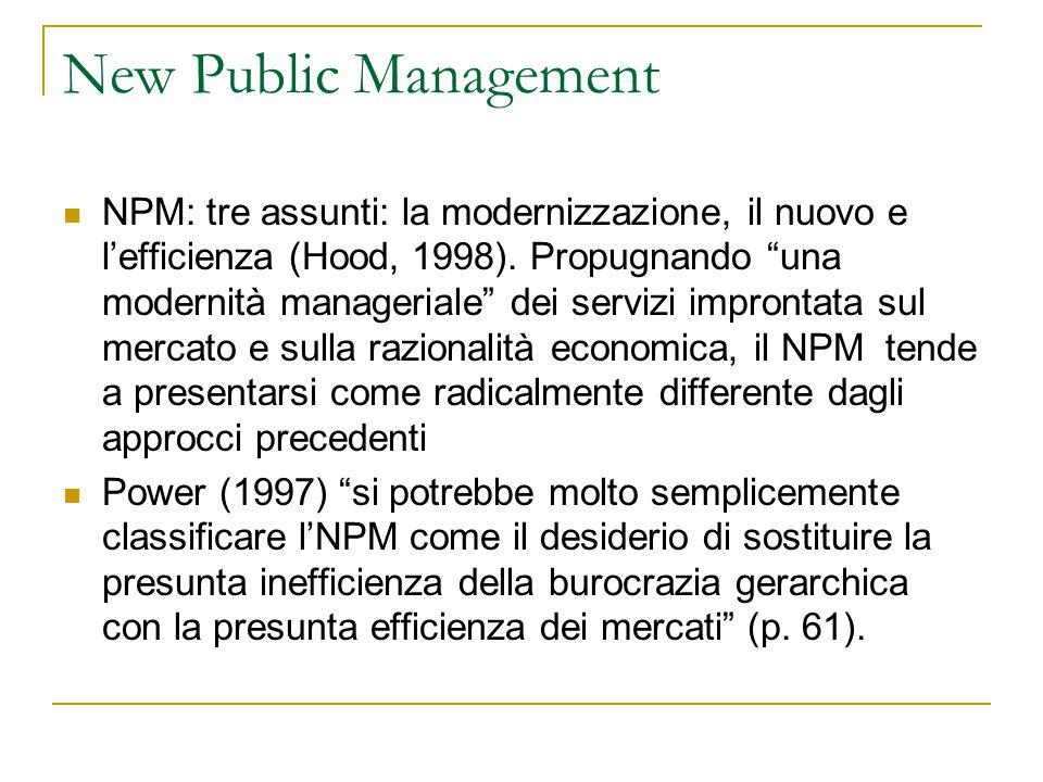 New Public Management