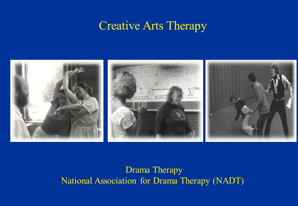 National Association for Drama Therapy (NADT)