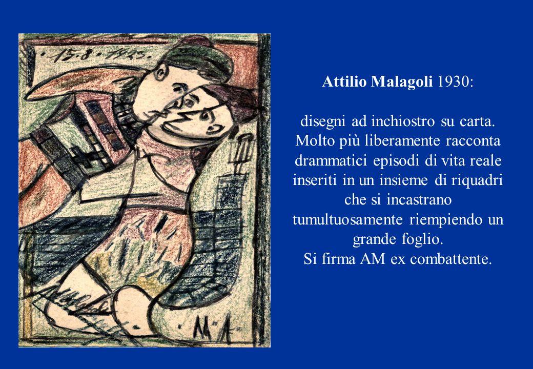 Attilio Malagoli 1930: