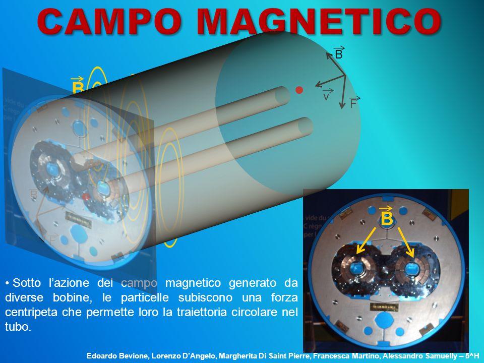 CAMPO MAGNETICO B B B v F B v F