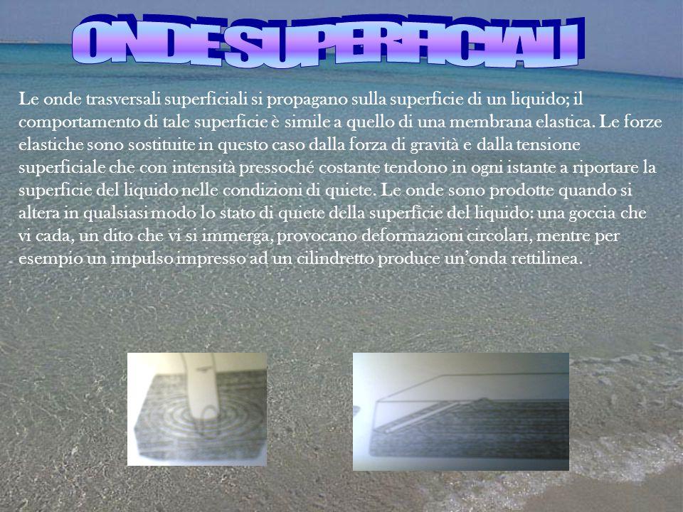ONDE SUPERFICIALI