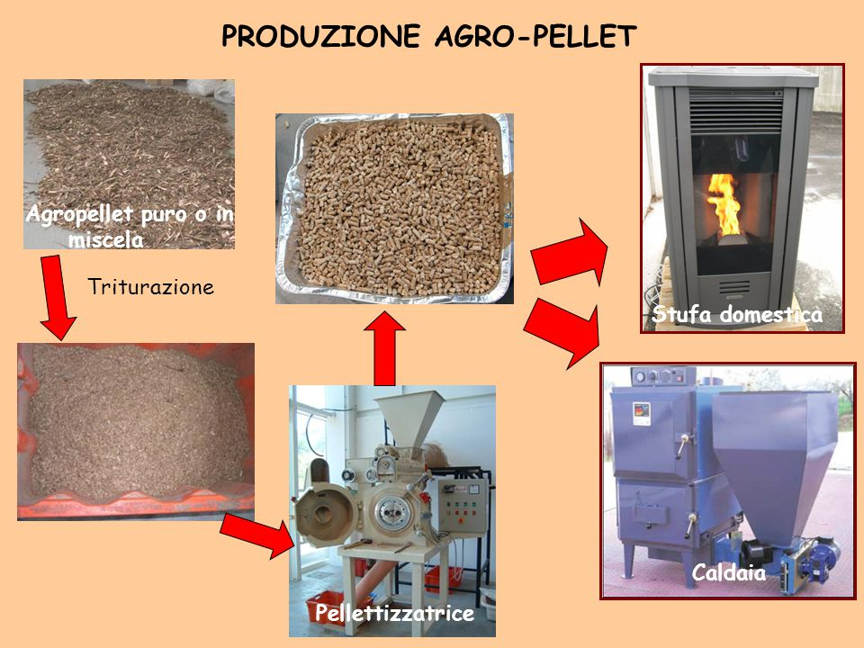 PRODUZIONE AGRO-PELLET