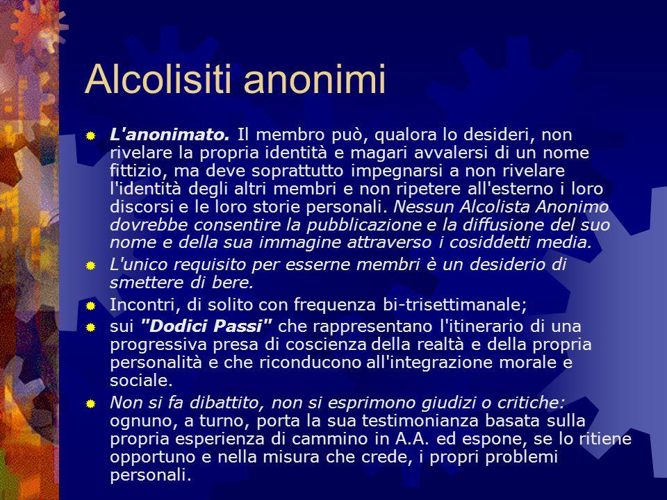 Alcolisiti anonimi