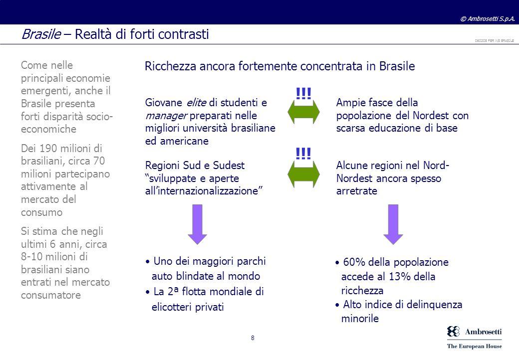 !!! !!! Brasile – Realtà di forti contrasti