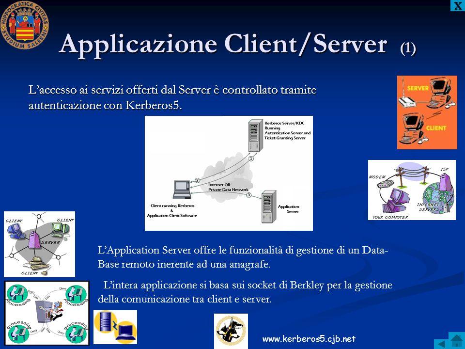 Applicazione Client/Server (1)