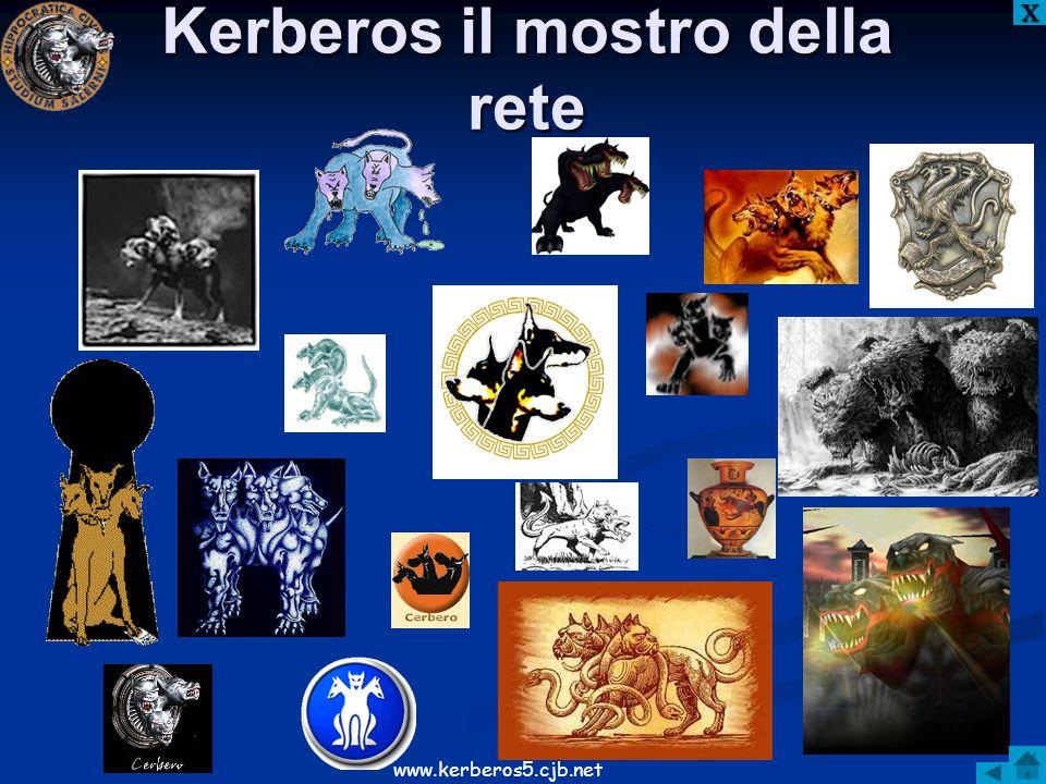 Kerberos il mostro della rete