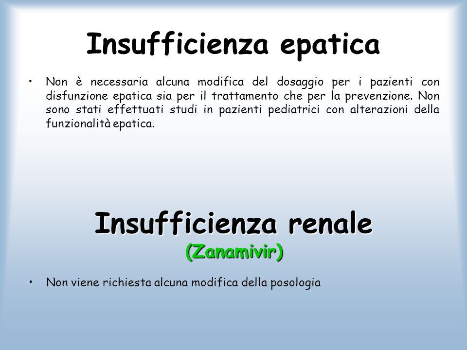 Insufficienza epatica