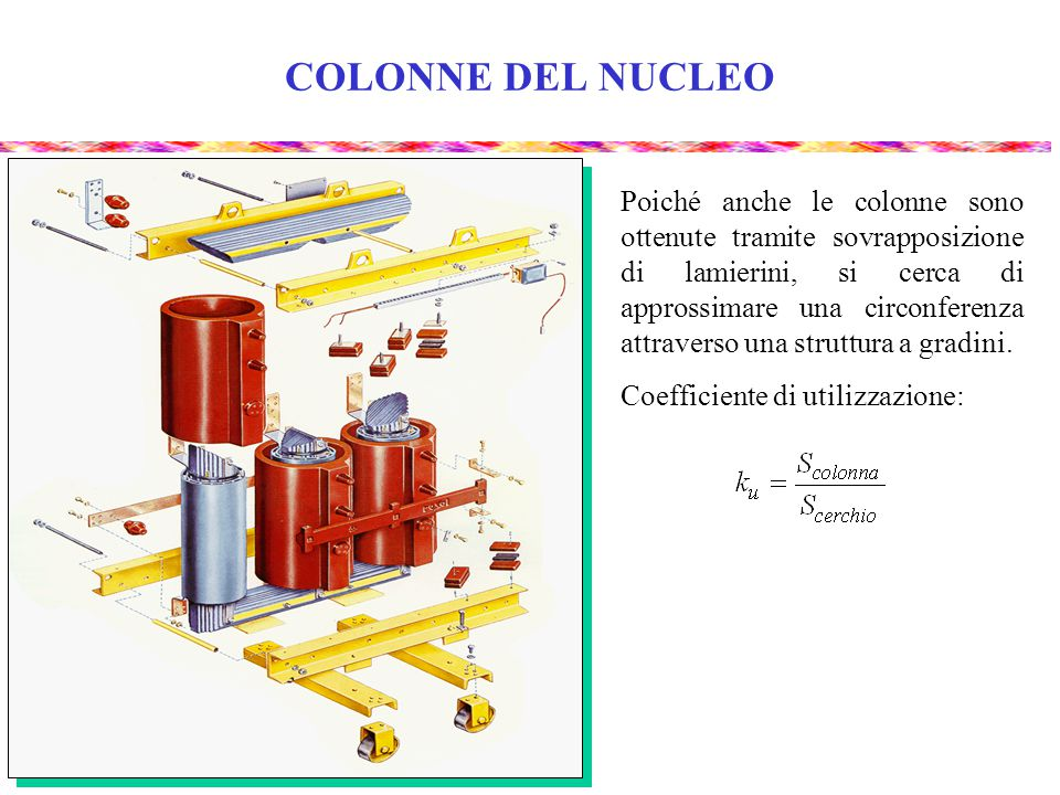 COLONNE DEL NUCLEO