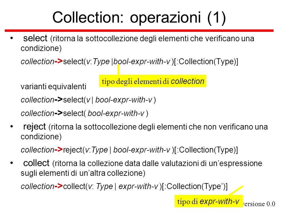 Collection: operazioni (1)