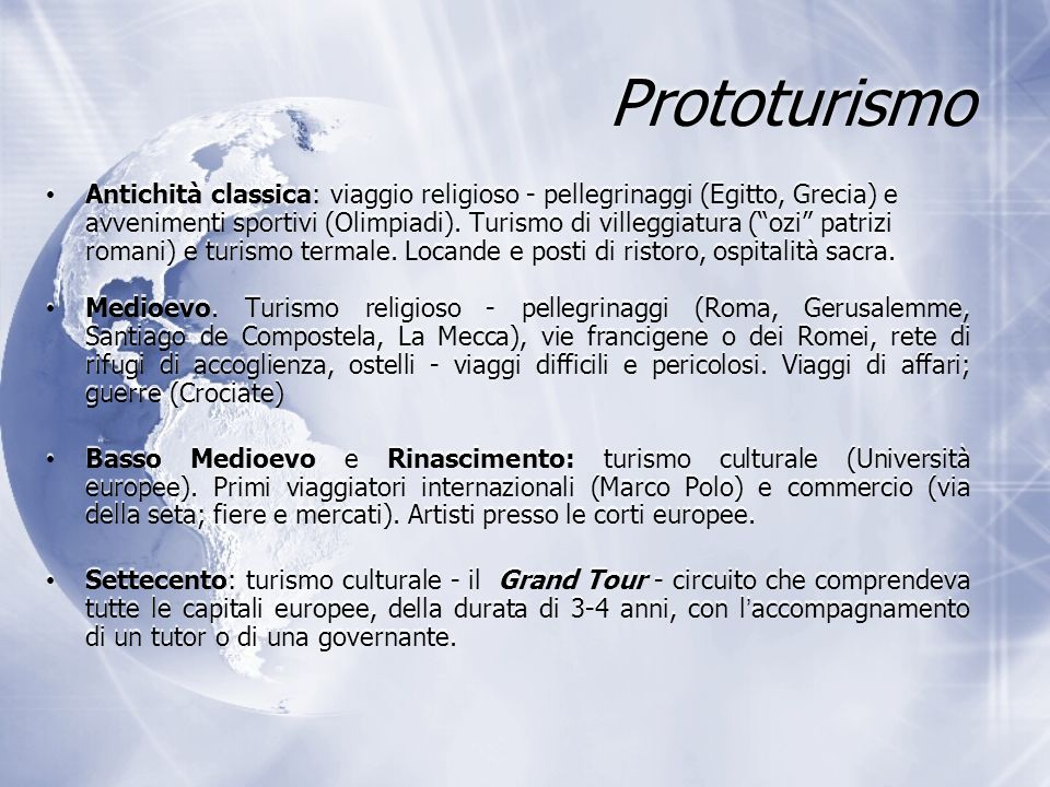 Prototurismo