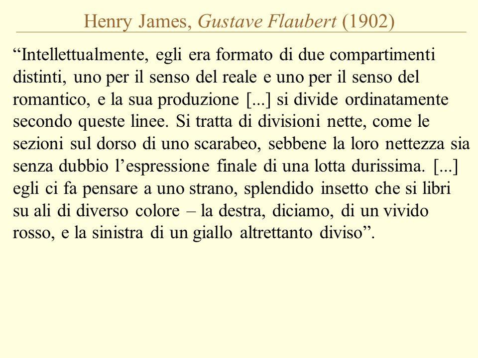 Henry James, Gustave Flaubert (1902)