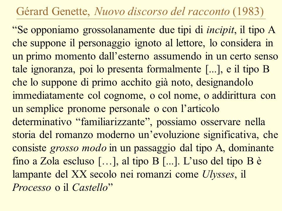 Gérard Genette, Nuovo discorso del racconto (1983)