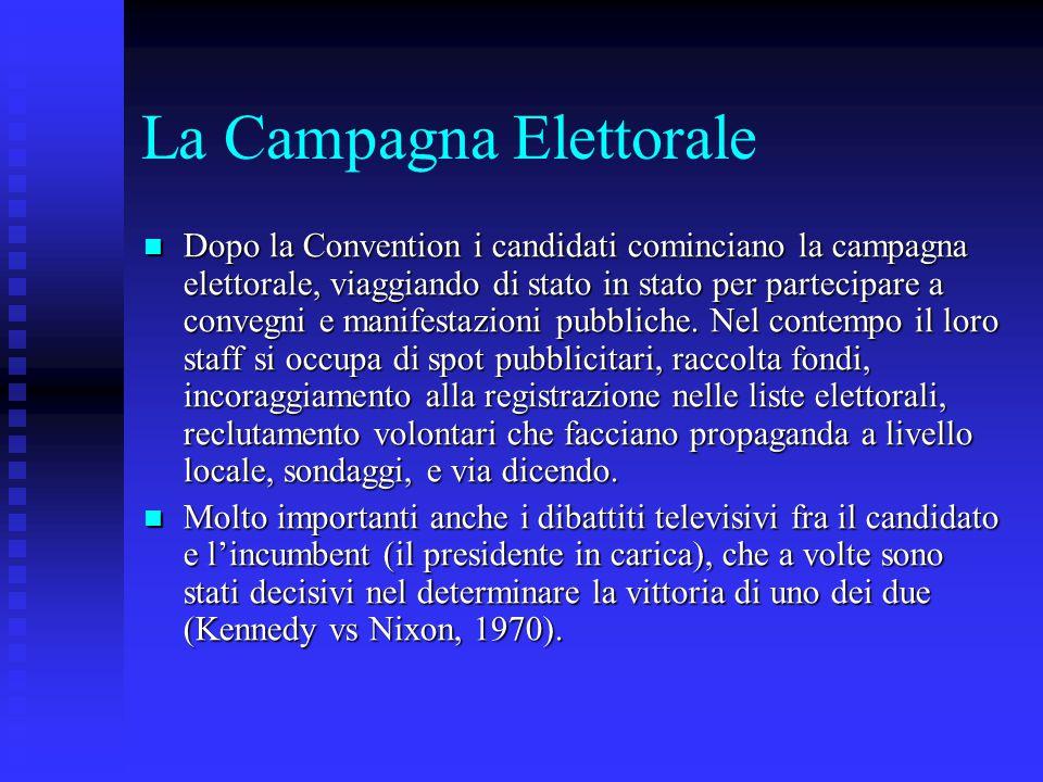 La Campagna Elettorale
