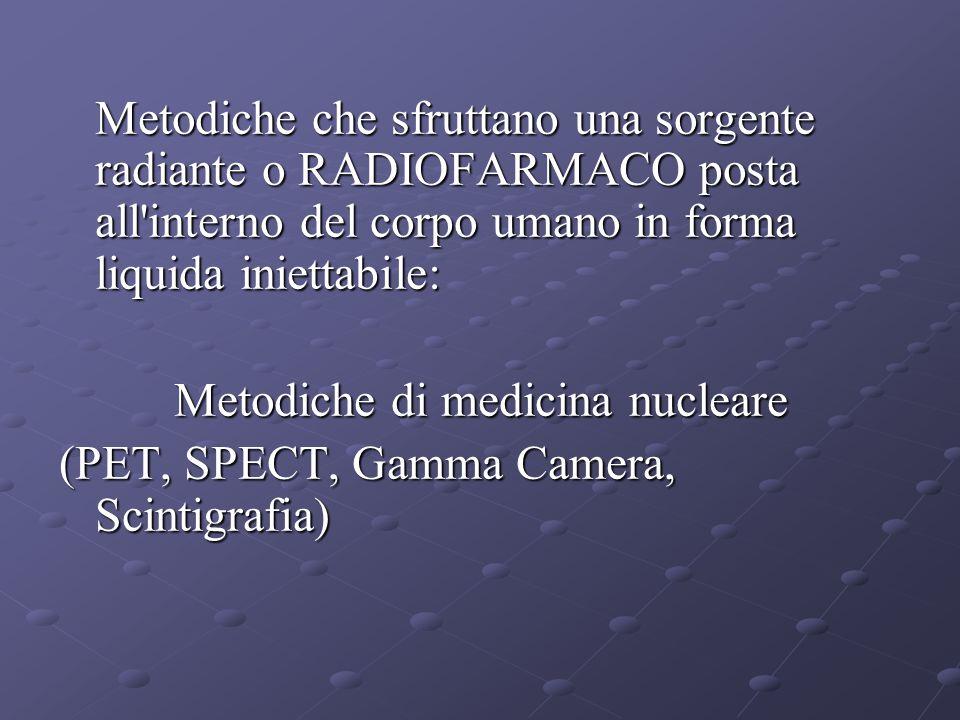 Metodiche di medicina nucleare