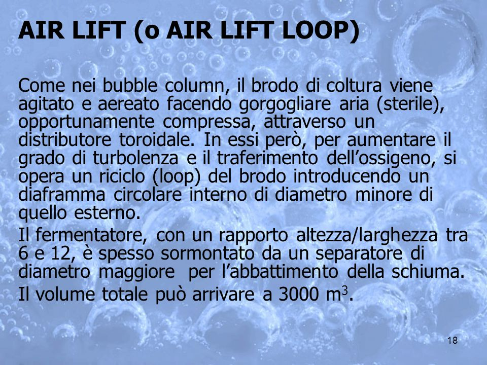 AIR LIFT (o AIR LIFT LOOP)