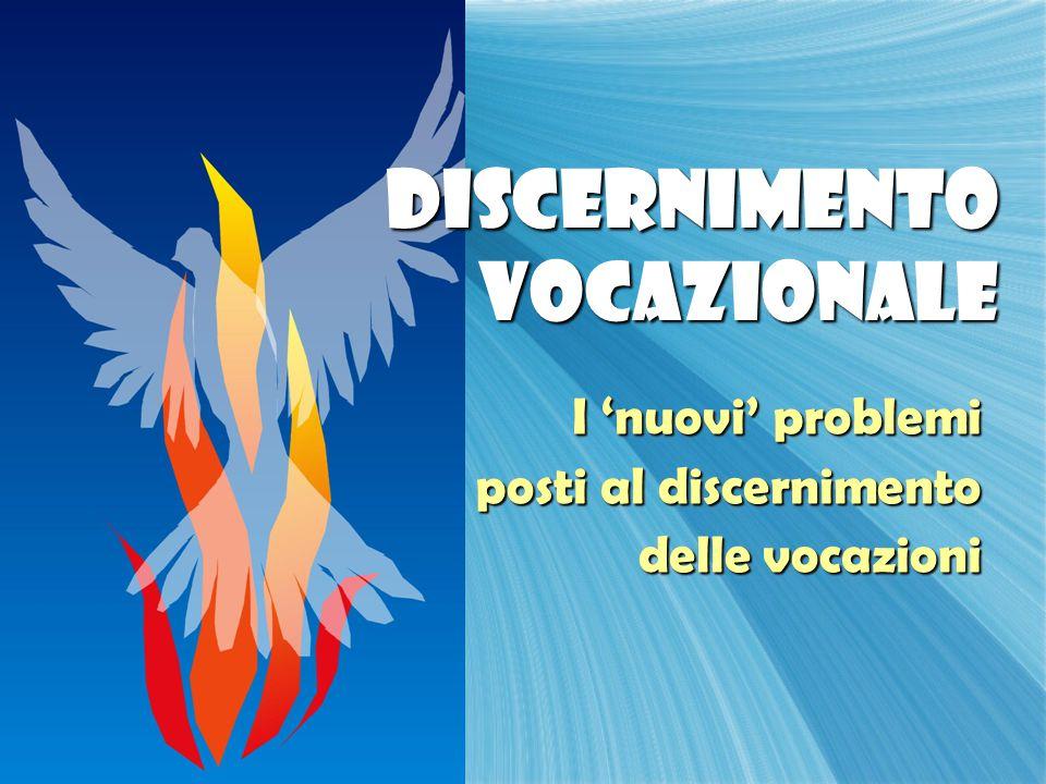Discernimento vocazionale