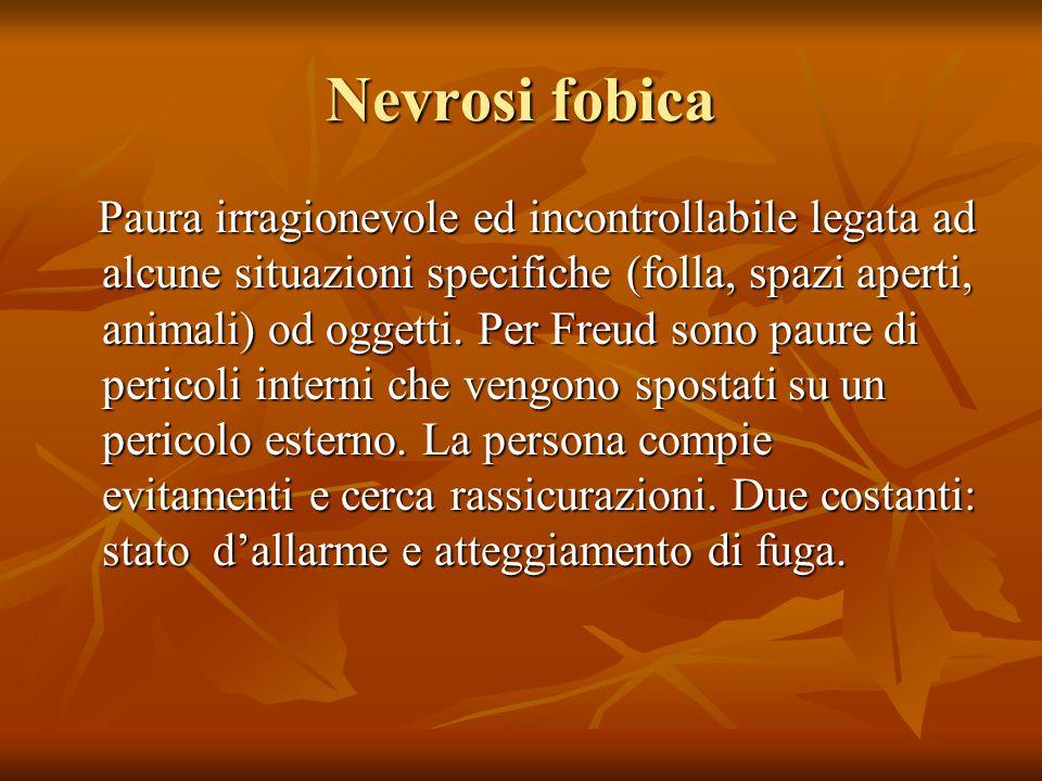 Nevrosi fobica